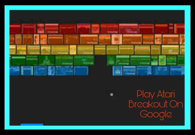 how to find & play google atari breakout on google