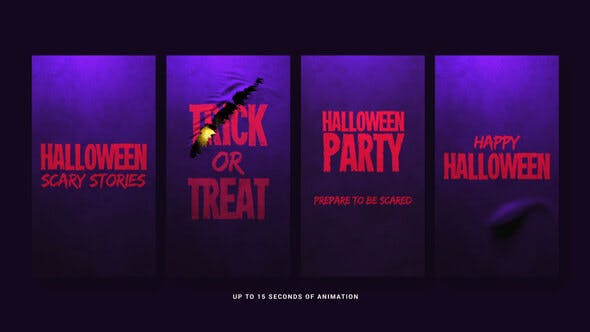 Halloween Scary Stories Vol. 1[Videohive][Premiere Pro][28767980]
