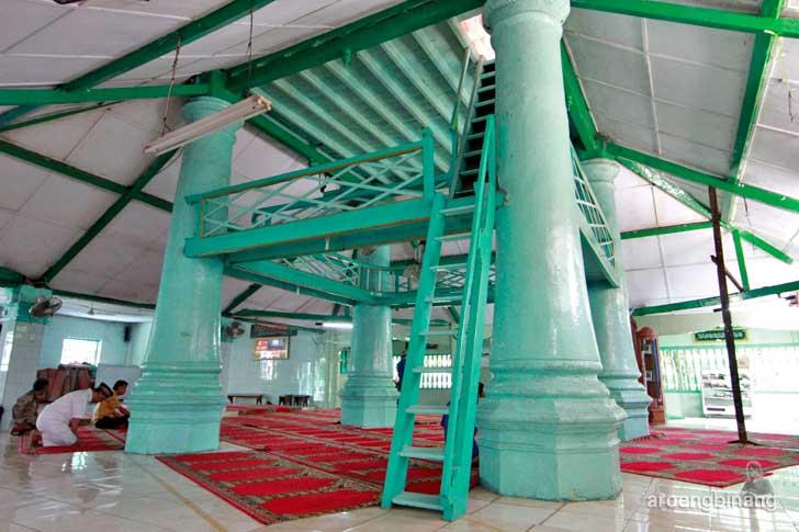 masjid al-mansyur sawah lio jakarta