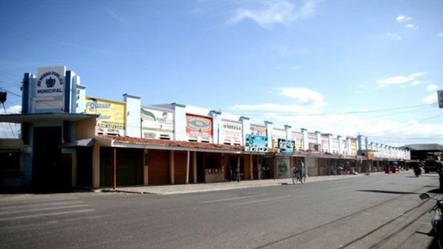 Protesto pedindo a reabertura do Mercado Darcílio Wanderley será realizado em Patos