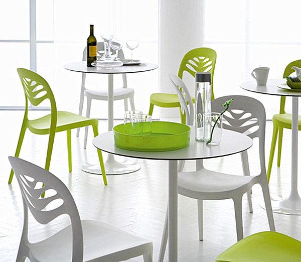 Mesas y sillas de cocina impresionantes para un hogar for Sillas de cocina comodas