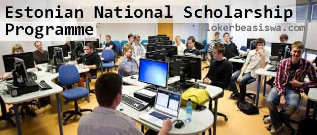 Beasiswa S2 Pemerintah Estonia