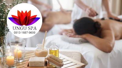 Ungu Spa Jakarta Mobile Massage Service