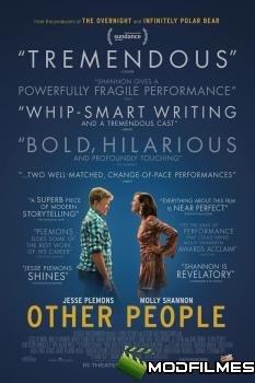 Capa do Filme Outras Pessoas
