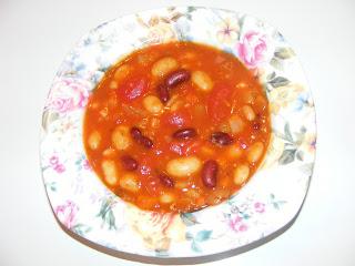 Supa de fasole cu rosii retete culinare,
