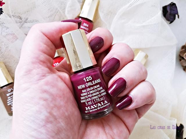 Charming Color's  Mavala esmaltes beauty nailpolish belleza 11free