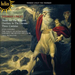 Thomas Linley (1756-1778) - Cantatas & Theatre Music