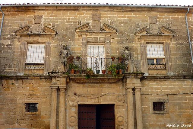 Palacio de los Porceles
