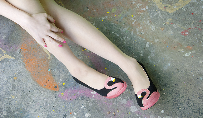 flamingo shoes, cute high heels, pink shoes