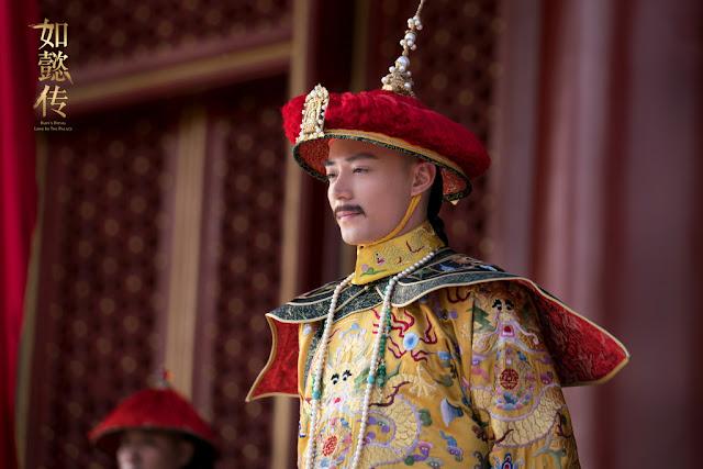 Wallace Huo Qianlong Emperor Ruyi