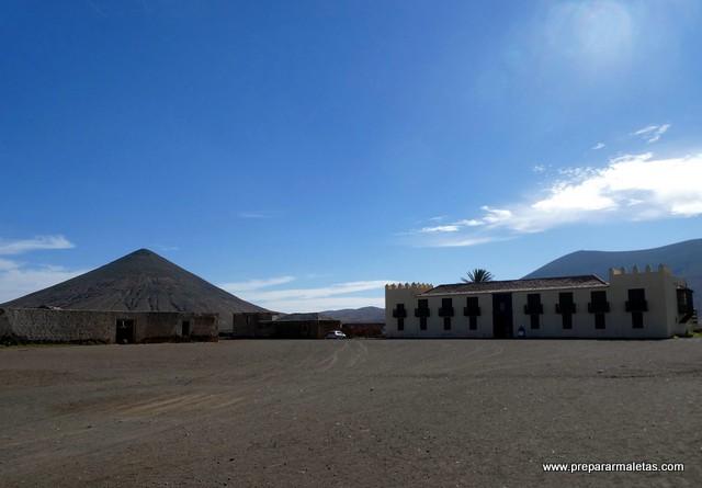Casa de los Coroneles en Fuerteventura