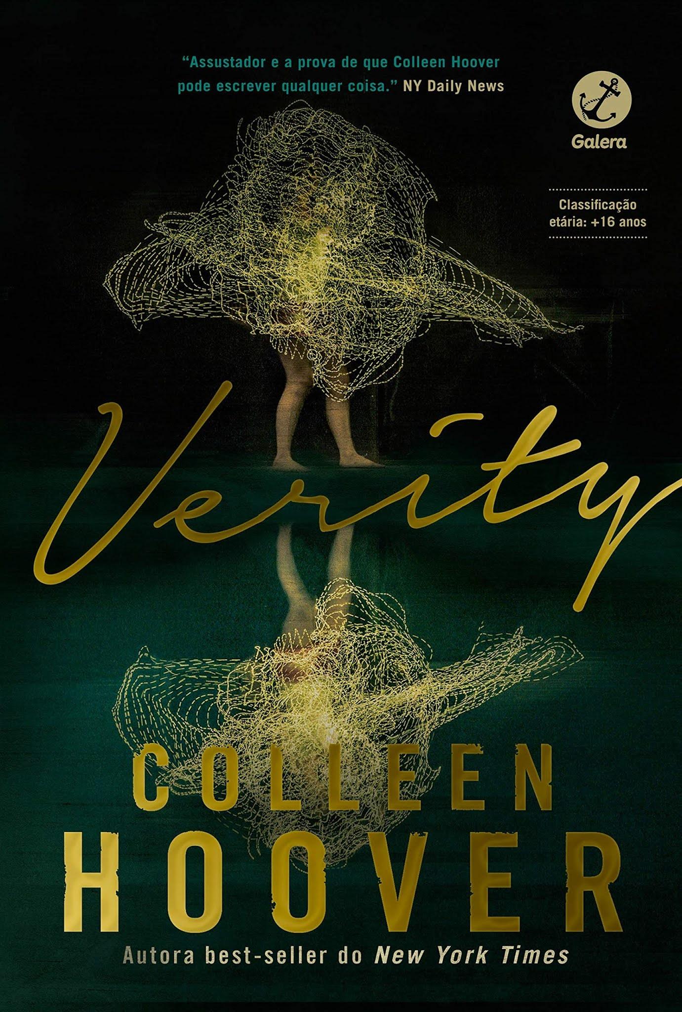 Verity | Colleen Hoover
