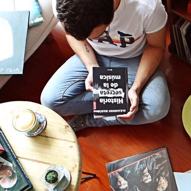 historia secreta de la música Alejandro Marin