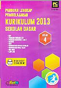 ajibayustore Judul Buku : PANDUAN LENGKAP PEMBELAJARAN KURIKULUM 2013 SEKOLAH DASAR KELAS 4 Pengarang :     Penerbit : Smart Edumedia