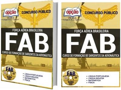 Apostila Concurso FAB 2018 CFS