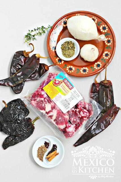 Beef Birria recipe, easy and delicious Mexican dish.