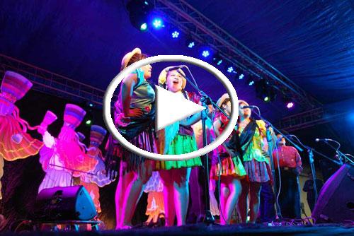 En Vivo Festival del Canto y La Aloja 2016