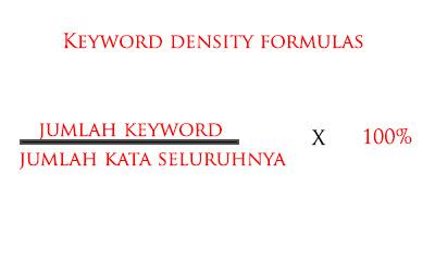 rumus keyword