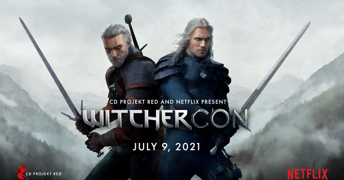CHECK OUT WHAT HAPPENED AT WITCHERCON