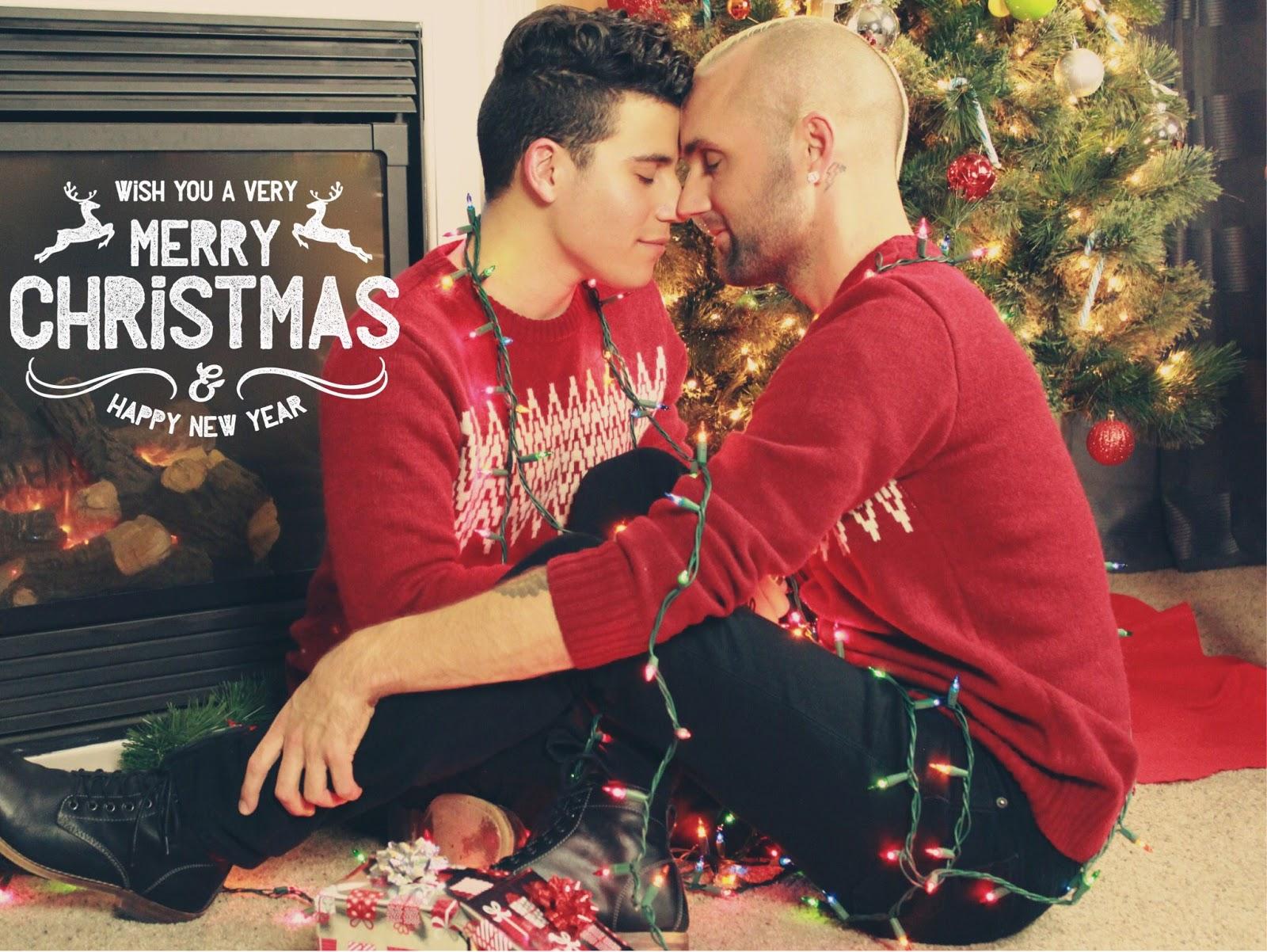 Homo for the holidays