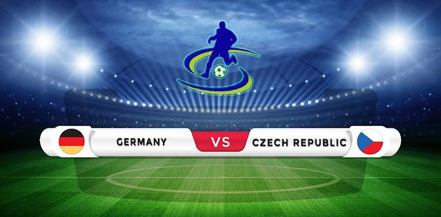 Germany vs Czech Republic Prediction & Match Preview