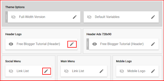 How To Remove Locked Gadgets In Blogger Templates - Free Blogger Tutorial