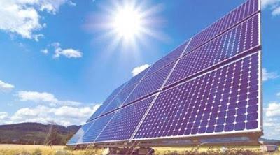 Cómo interfiere la energía solar en el panel solar