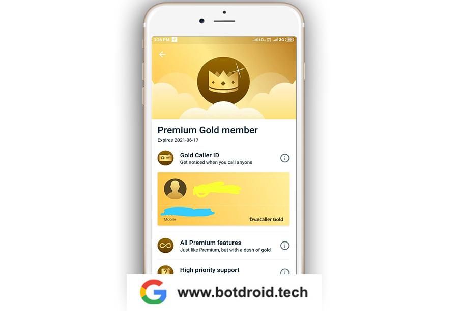 Truecaller gold premium apk free download | JetAudio Music