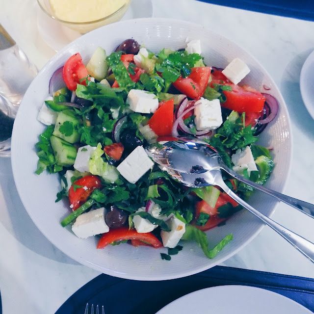 Recipe Box : Amazing Greek Salad