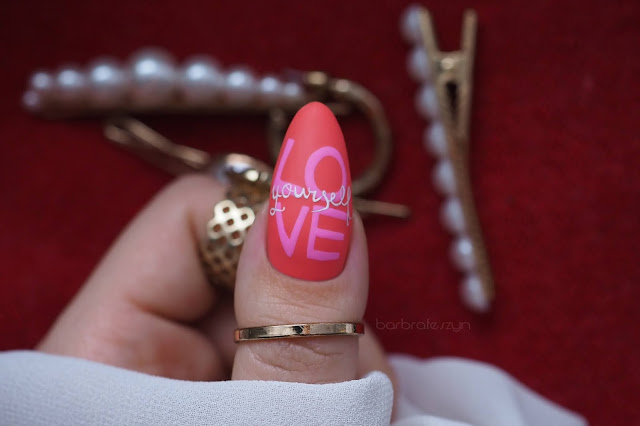 love yourself nails