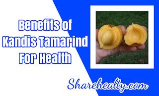 Benefits of Kandis Tamarind for Health