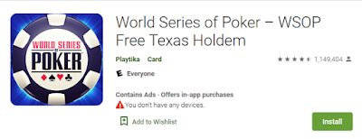 Game Poker Android Terlengkap