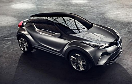 2018 toyota c-hr crossover review | auto toyota review