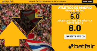 betfair supercuota liga Atletico gana Athletic 26-10-2019