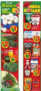 Food Basics Weekly Flyer November 16 - 22, 2017