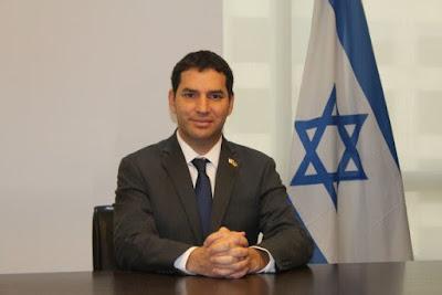 Cônsul de Israel em São Paulo divulga mensagem de Rosh Hashaná