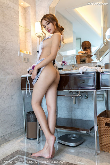 Hot girls Beauty Asian Girls sexy body Youmi Vol.1 9