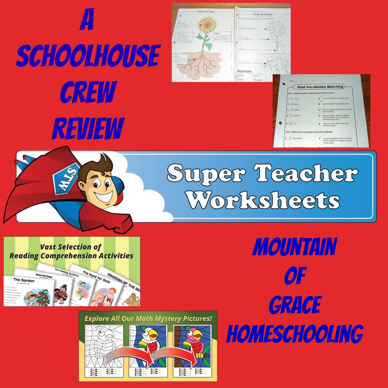 Mountain Of Grace Homeschooling Tos Review For Super