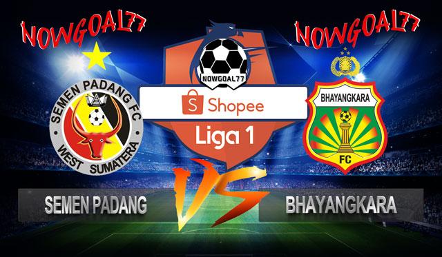 Prediksi Semen Padang VS Bhayangkara 17 Juli 2019
