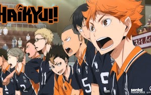 Haikyuu Season 3 (Episode 01 - 10) Batch Subtitle Indonesia