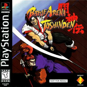 Download Battle Arena Toshinden (Ps1)
