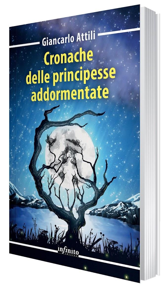Blog Tour: Cronache delle principesse addormentate di Giancarlo Attili