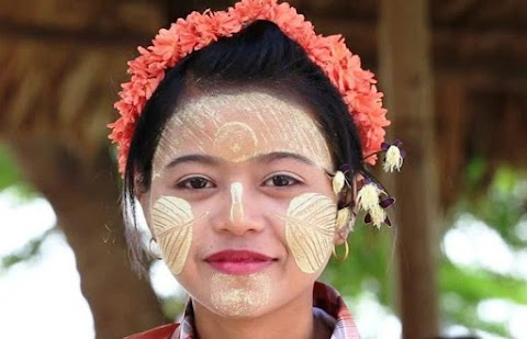 Traditional Clothing in Myanmar