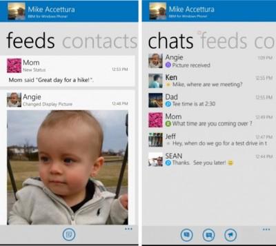 BBM Windows Phone Beta Sudah Tersedia