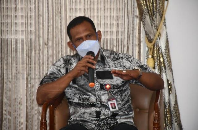 Rocky Minta Dukungan Media Untuk Pantau Kinerja Kepala Desa di Aceh Timur