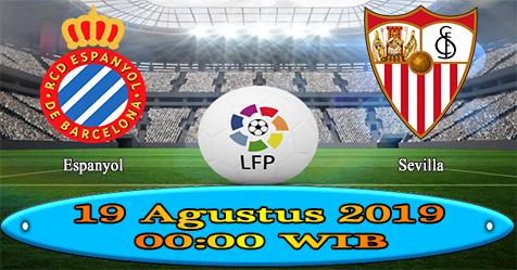 Prediksi Bola855 Espanyol vs Sevilla 19 Agustus 2019