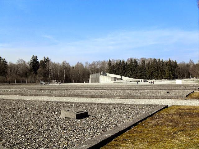 visitar el campo de concentración de Dachau
