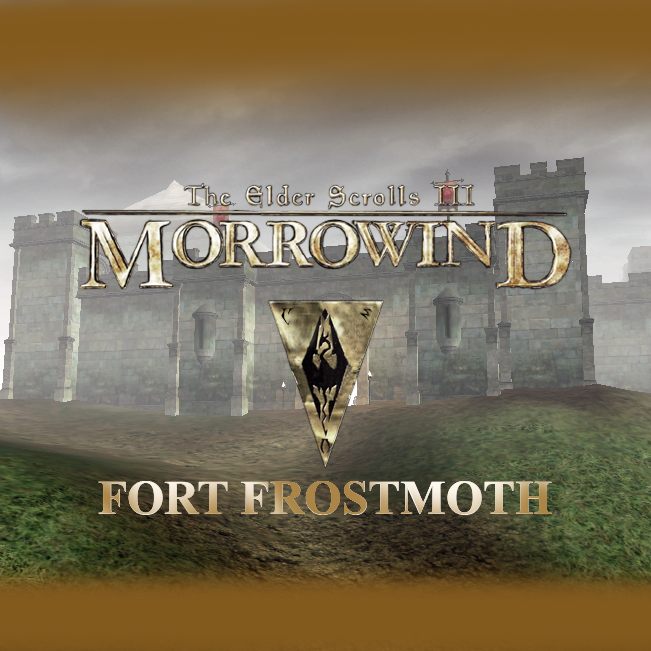 Morrowind : Bloodmoon Quest - Fort Frostmoth
