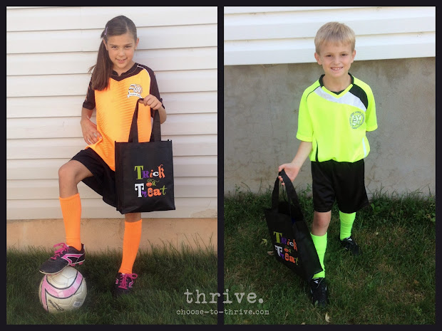 Soccer Player Halloween Costume