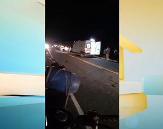 Carro cai em açude no interior da Paraíba e motorista morre afogado
